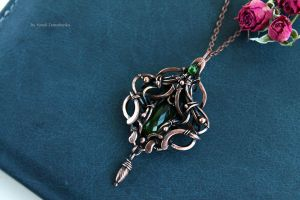 Pendant Spring by MDorothy