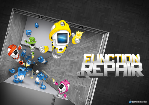 function.repair Promotional Wallpaper by hextupleyoodot