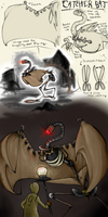 Beasts of 9: Catcher-Bat by RAIDEO-MARS