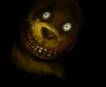 Salvage (Springtrap) - Five Nights At Freddy's 3 by PharaohYami