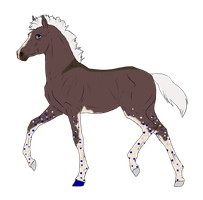 N3165 Padro Foal Design for DarkestNation by casinuba