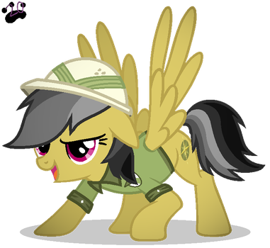 Daring Do by catface20