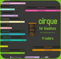 Cirque - 11 Colors by geyl
