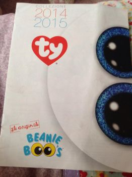 Beanie boo collection booklet(Italian) by chilipepper888