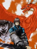 colord.DRAKENGARD. by alkr00