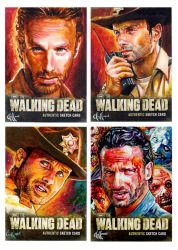 Rick Grimes 4 Hoffman by choffman36