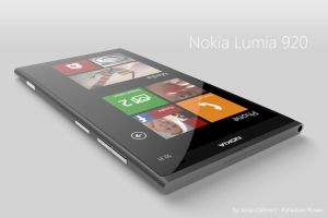 Nokia Lumia 920 Windows Phone 8 (p2) by JonDae