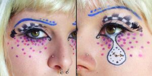 hello.goodbye 1 by itashleys-makeup