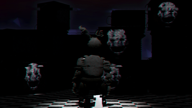another shitty poster by marionetteloverfnaf