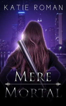 Mere Mortal Book Cover by Everpage