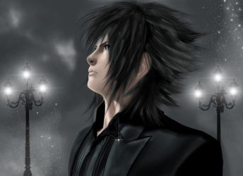 prince noctis by lovedreams