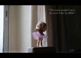 The More People I Meet... by MySweetQueen-Dolls