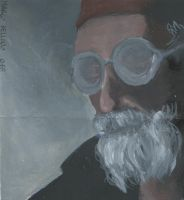 Old Man by MarcoPellino