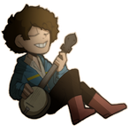 Cosmo Sheldrake by AbandonedShip