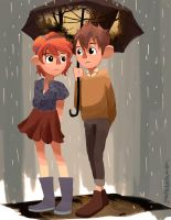Wirt And Bea by eas123