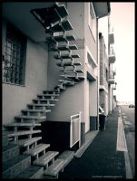 Up Stairs by Ph1at1ine