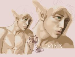 Realistic Jack Wip by Sparkly-Monster