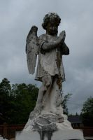 Taylor Jackson Cemetery 11 by LinzStock