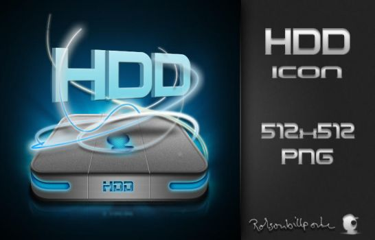 HDD Icon by Robsonbillponte666