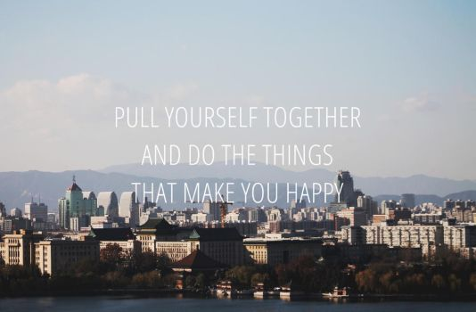 Pull yourself together by rainylotte