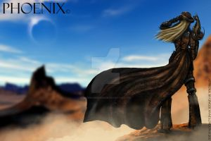 Phoenix by GingerAnneLondon