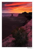 Canyonlands Light by collectiveone