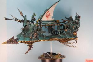 Dark Eldar by Haydn-Redford