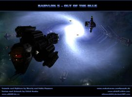 BABYLON 5 - Out of the blue by ulimann644
