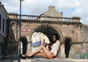 Rachel Bilsong in Derry by Accasbel