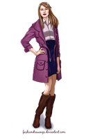 norca98 commission by fashiondrawings