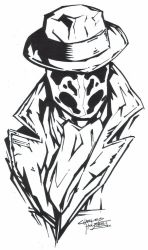M.I.A Rorshach by KidNotorious