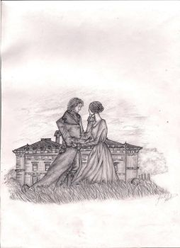 Graduation Project #1 - Jane Eyre by Enyae
