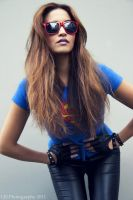 Superwoman I by LJS-Photo
