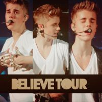 +Justin Bieber Believe Tour. by FlyWithMeBieber