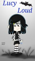 Lucy :3 by Theloudhousefan
