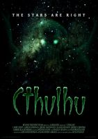 Cthulhu Poster by Osmatar