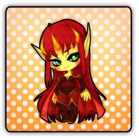 Demoness Offer to Adopt(CLOSED) by Kariosa-Adopts
