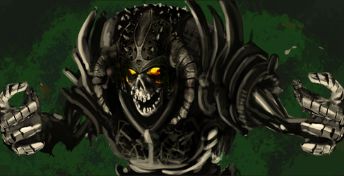 Lich Lord by puttin-on-the-Ritz