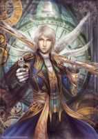 Sanctity of Aldebaran by Yue-Iceseal