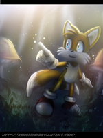 Miles Tails by XenoMind