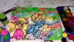 candy candy by queencastilla