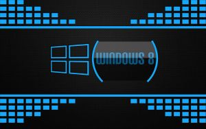 Windows 8 Blue by joancosi
