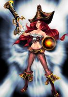 Miss Fortune by Claw333Ayane
