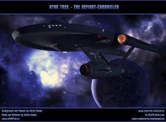 STAR TREK - The DEFIANT-Chronicles by ulimann644