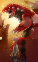 Team Mantine vs. the Groudon