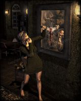 Monstrosity of the Mind by dream9studios