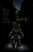 Plushtrap (Five Nights at Freddy's 4) by ArtyJoyful