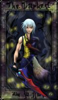 Riku - The darkest half of me by Roksik