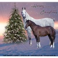 HEE Stable Avatar- Horsey Christmas by Prince-Studios