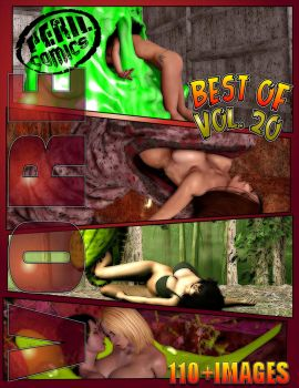 BEST OF VORE 20 ON SALE NOW! by PerilComics